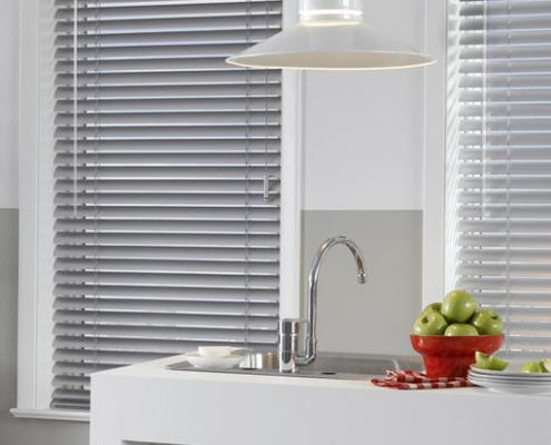 50mm Aluminium Venetian Blinds