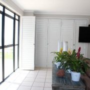 Aluminuim Security Shutters Bifold or Hinged option