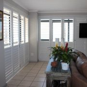 Aluminuim Security Shutters offer you protection and privacy
