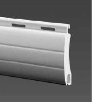 Aluminium Roller Shutters - Roll-formed Slats