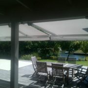 Folding Arm Awning extend your outdoor living