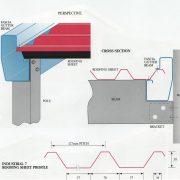 Aluminium Carport Roof - Technical Specs