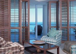 Normandy Wood Shutters - BiFold