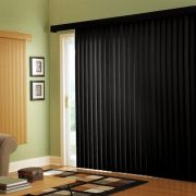 Vertical Blinds - Available in a wide range of fabrics and colours
