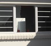 Aluminium Burglar Bars - Custom made for any window size