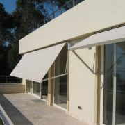 Fall Arm Awnings