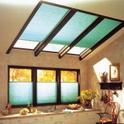 Honeycomb-blind-for-skylights-and-windows