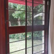 Insect Screens for windows can open up or to the side