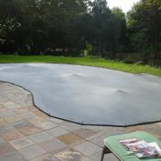 Secure-Fit Pool Cover - custom made to suite your pool