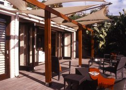 Shade Sails - Stylish and practical