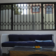Security Window Fixture - your ultimate in home safety