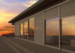 External Solar Screens
