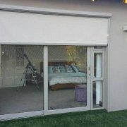 External Solar Screens offer complete privacy