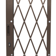 Diamond Trellis Security Door