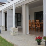 Aluminium Security Shutters - Security meets style