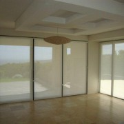 Roller blinds for client Swanepoel