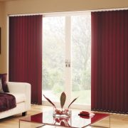 Colour coordinate Vertical Blinds to complete your decor
