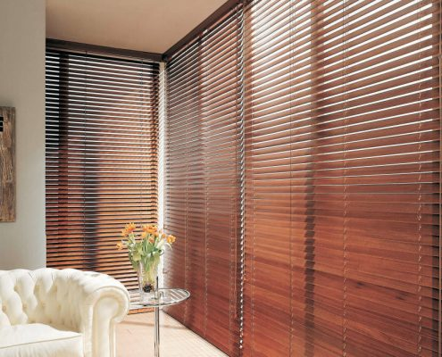 Wood Blinds - Natural and Stylish