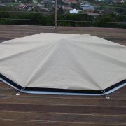 Secure-Fit Jacuzzi Cover