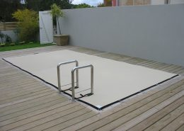 Secure-Fit Pool Cover