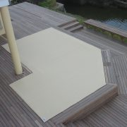 Secure Fit Pool Cover - custom shapes